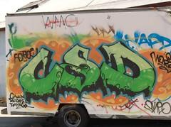 C.S.D (BGIZL) Tags: graffiti csd mors krh foroe csdk