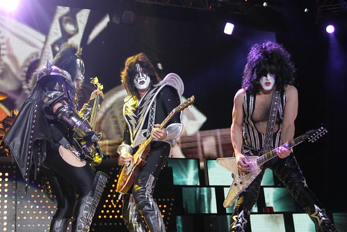 Kiss - Liverpool Arena