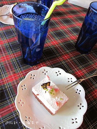 狄尼休斯飯後甜點與飲料