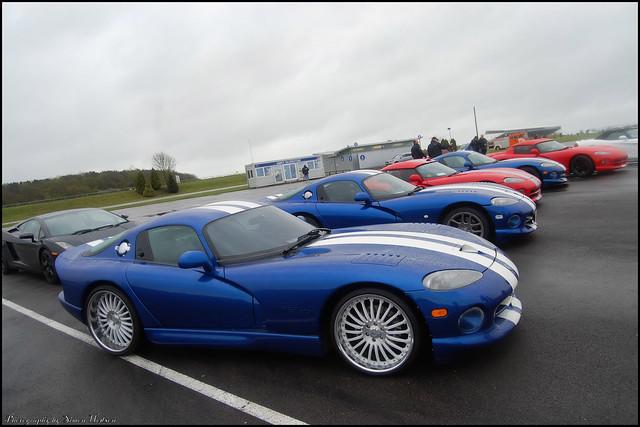 silverstone dodge viper supercar 2010 gts