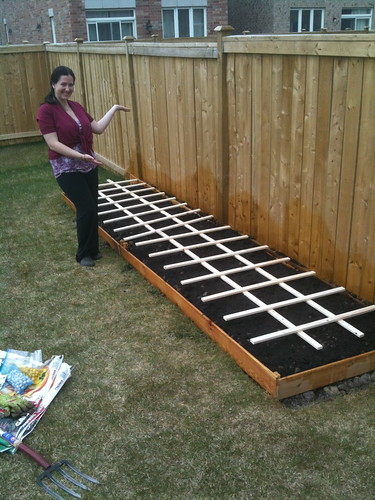 Square Foot Garden, Here I Come!