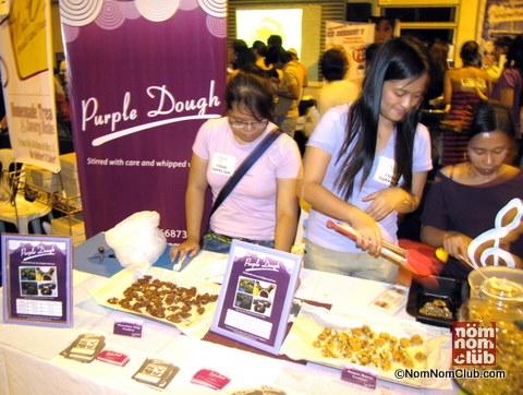 Purple Dough Desserts