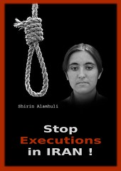 Stop executions in IRAN!