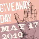 Time for the May Giveaway Day!