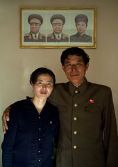 True love in Chilbo sea - North Korea (Eric Lafforgue) Tags: house love portraits army war couple asia village general propaganda military korea kimjongil asie coree northkorea dprk coreadelnorte marechal kimilsung nordkorea 9964      coreadelnord   insidenorthkorea  rpdc  officialportraits kimjongsuk kimjongun coreiadonorte  generalisim
