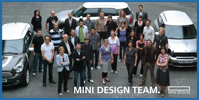 MINI Countryman Design Presentation