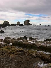 Playa del Gavieru o del Silencio (2) / Gavieru beach (Diego J. lvarez) Tags: asturias cudillero novellana gavieru