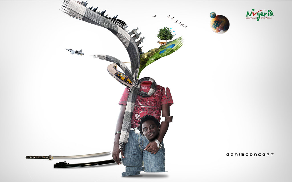 Daniel Emeka    worx   dailyshit design       ShockBlast