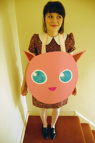 i was jigglypuff!