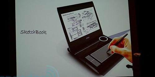 MSI Sketchbook
