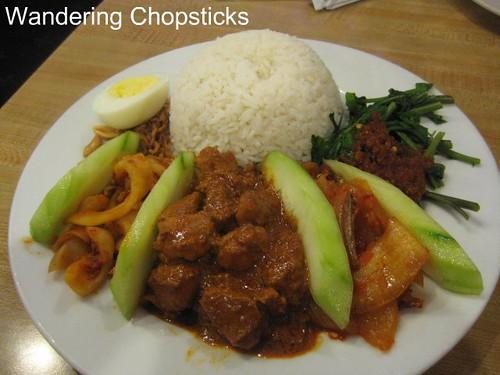 Yazmin Malaysian Restaurant - Alhambra 16