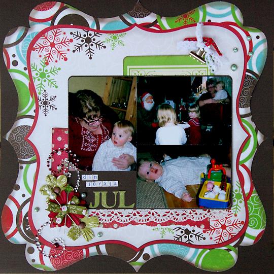 din första jul - axel
