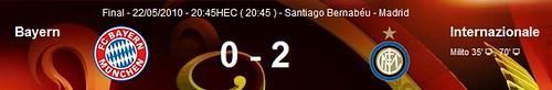 Final Champions League 2009-2010