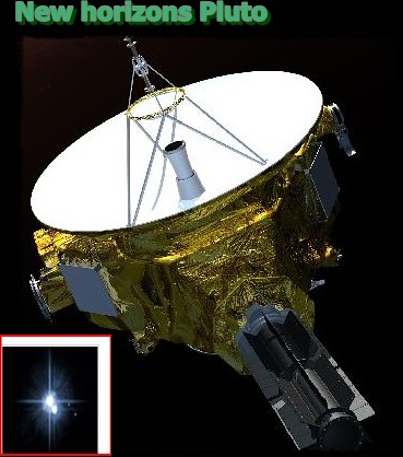 New horizons - Pluto and the Kuiper Belt