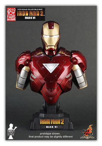 Buste Iron Man Mark VI