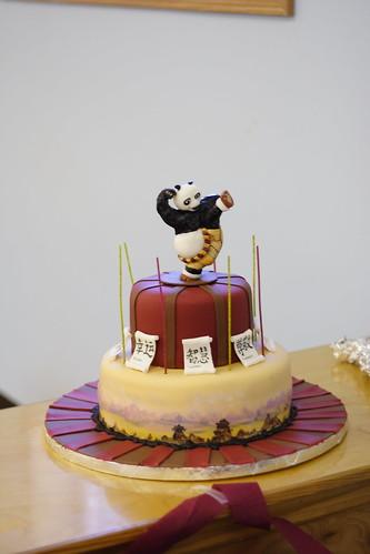 Kung Fu Panda cake final20001