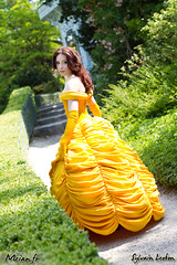 IMG_4555-10 (Meian') Tags: laura beauty yellow jaune dress cosplay robe belle beautyandthebeast bagatelle meian salviani labelleetlabte meianfr