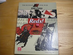 Red big die from Reds!