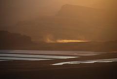 20081021_5955...Evaporation ponds and dust storm (listorama) Tags: sunset terrain landscape utah hiking hike moab dust duststorm 1000 potash backlighting lightroom topography evaporationponds ut2008oct jacksonkaneplateau