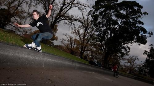 Danny Jensen - Sweatstance