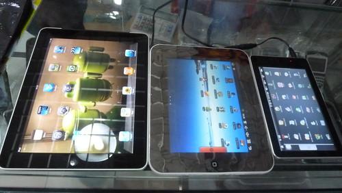 iPad iPed aPad iRobot