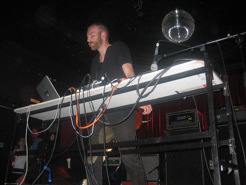 Ben Frost at the Luminaire