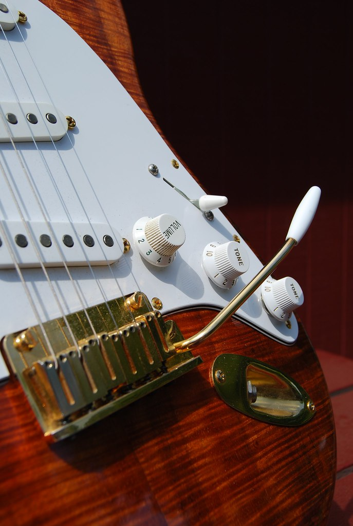 The World's newest photos of custom and warmoth - Flickr