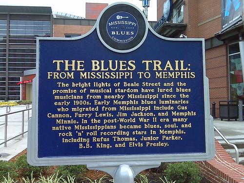 blues trail.