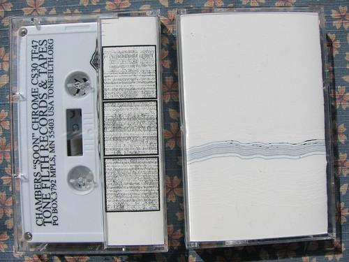 Chambers - Soon - Tone Filth