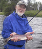 Don finds a Hat Creek Dry Fly Beauty