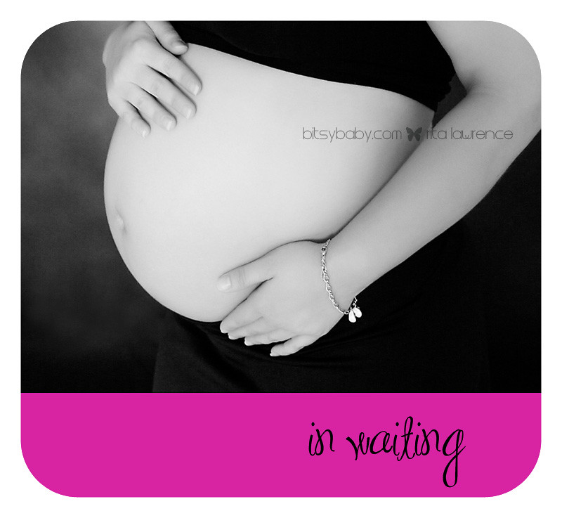 In Waiting {Annapolis Maternity Photography by Bitsy Baby}