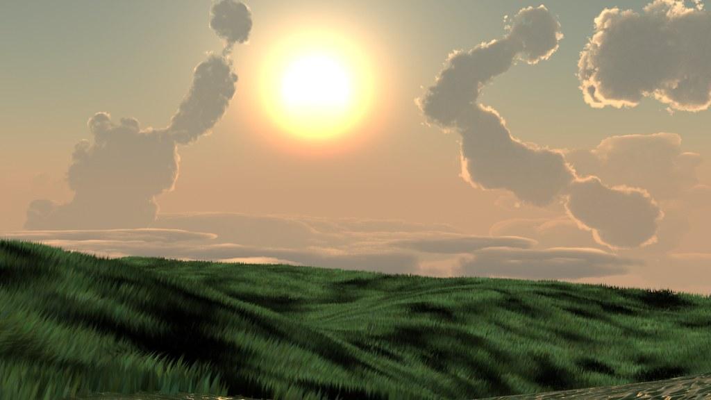 cloud heaven with vue
