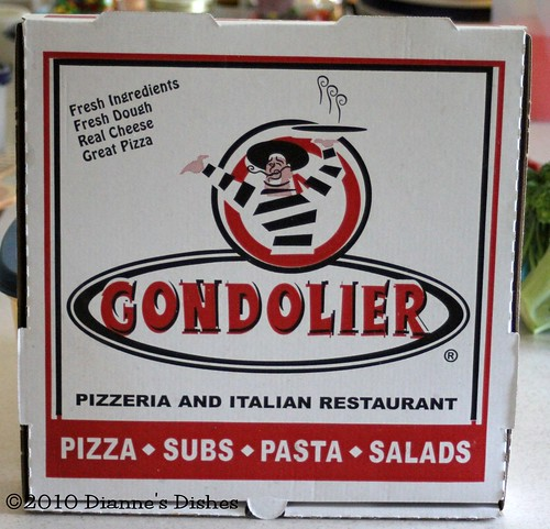 Gondolier Pizza, Athens, Tennessee