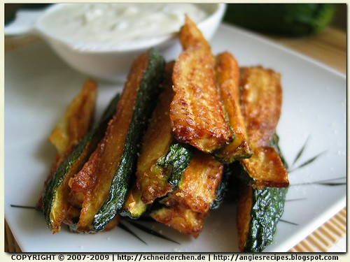 Angie Recipes: Zucchini Fritters