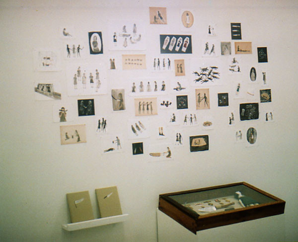 my degree show