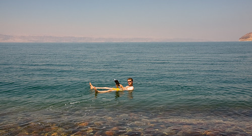 Day 2: Bath in the Dead Sea