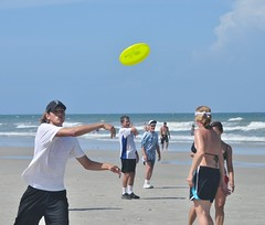 Jax 2010 0818 Sunday (squeadles) Tags: beach freestyle frisbee jacksonville jammers