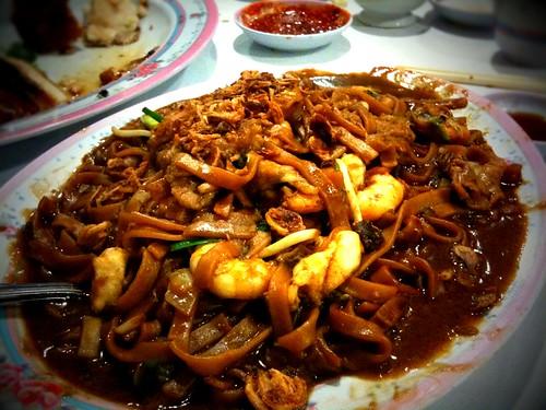 Hokkien noodles, Beng Hiang Restaurant