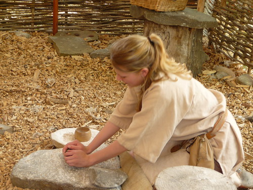 Experimental Archaeology, Crannog Centre