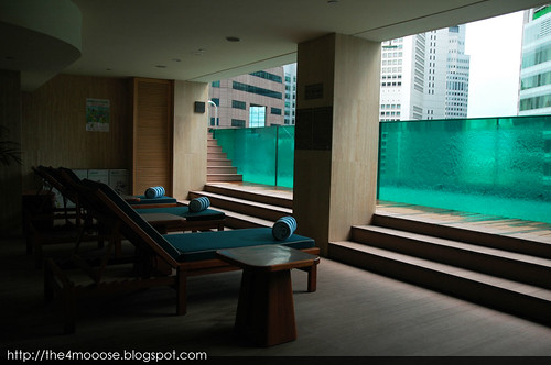 Ascott Raffles Place - Swimming Pool