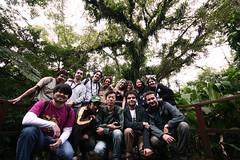 #paisagens - Blogueiros em Salto Morato (poperotico) Tags: trip brasil landscapes foundation viagem figtree figueira fundação paisagens blogueiros pólvora paranaguá agência guaraqueçaba oboticário saltomorato