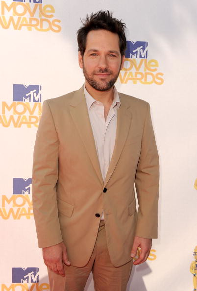 MTV Movie Awards 2010 Paul Rudd