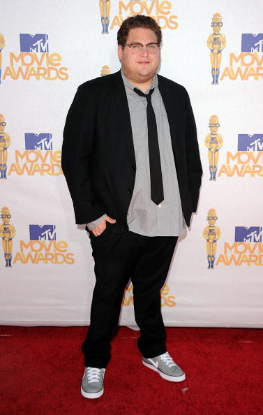 MTV Movie Awards 2010 Jonah Hill