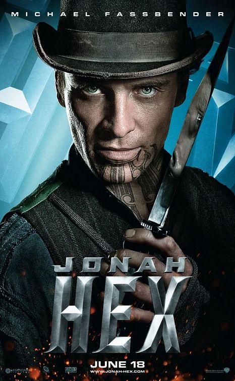 jonah hex burke poster