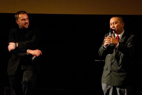 Tony Earnshaw and James Nguyen