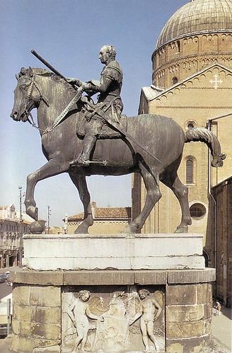 Donatello - o primeiro grande escultor renascentista