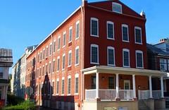 senior housing in historic rehab, Lancaster PA (courtesy of LISC)