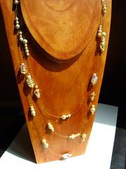 sautoir champagne (perles d'ici et d'ailleurs) Tags: beads indian perles sautoir indiennes