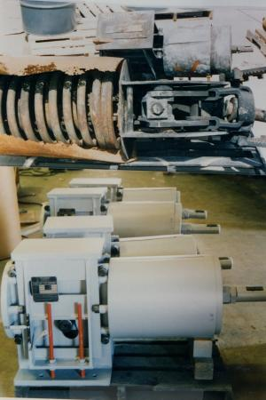 Refurbished Constant Supports