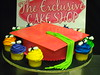 """Graduation Cake & Cupcakes • <a style=""""font-size:0.8em;"""" href=""""http://www.flickr.com/photos/40146061@N06/4682782850/"""" target=""""_blank"""">View on Flickr</a>"""